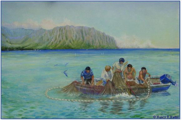Kaneohe Bay by N Nadzo
