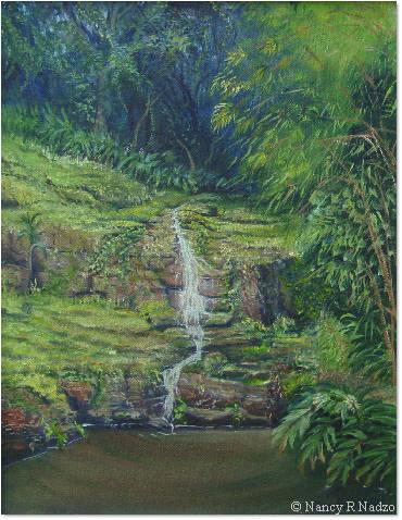 Nuuanu by Nancy R. Nadzo